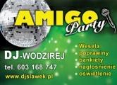 Amigo Party - DJ na wesele