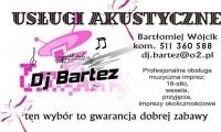 zespół muzyczny na wesela dj.bartez, dj na wesela